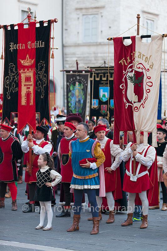 La Quintana festival, Ascoli Piceno, Le Marche