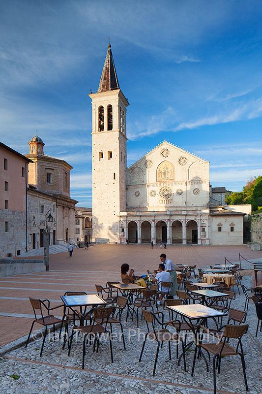 Cathedral, Spoleto, Umbria