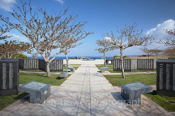 WWII Memorial Peace Park, Okinawa