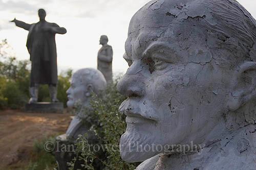 Lenin Statues, Semey