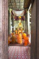 Monks, Wat Sop, Luang Prabang