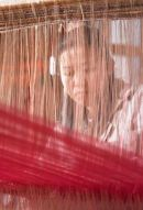 Weaving, Luang Prabang