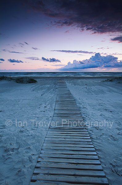 Beach Boardwalk, Liepaja