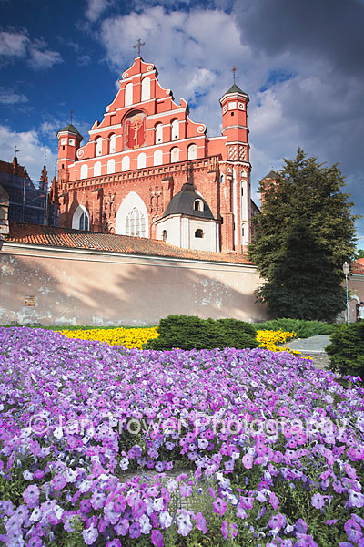 Bernadine Church, Vilnius