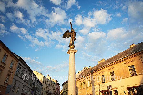 Angel Of Uzupis, Vilnius