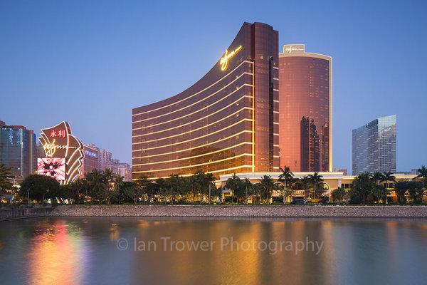 Wynn Hotel, Macau