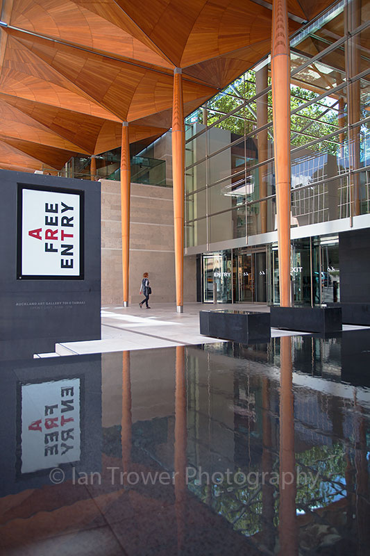 Auckland Art Gallery, Auckland