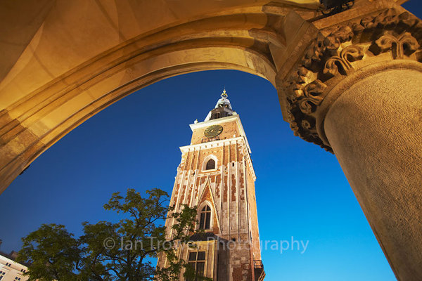 Town Hall Tower, Krakow