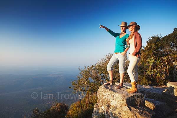 God's Window, Drakensberg Escarpment, South Africa