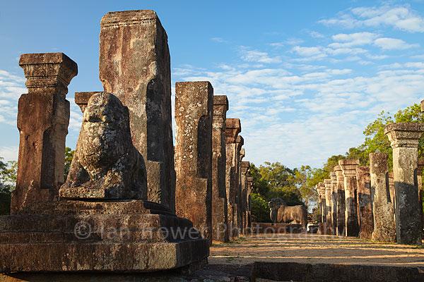 Audience Chamber, Polonnaruwa