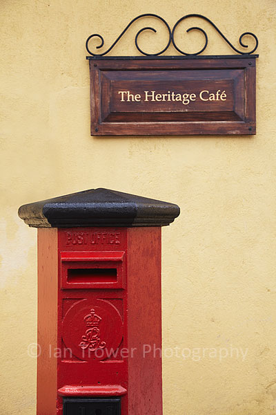 Postbox, Galle