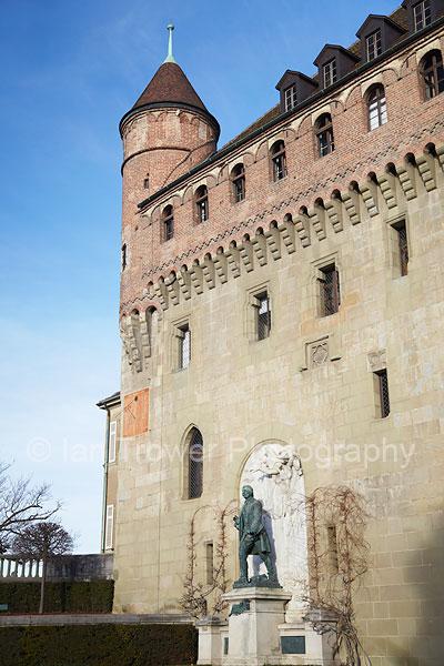 Lausanne Chateau