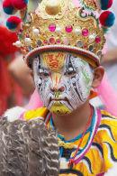 Boy At Matsu Festival, Dajia, Taiwan