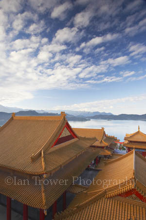 Wenwu Temple, Sun Moon Lake