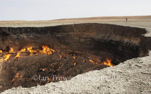 Gas Crater, Darvaza