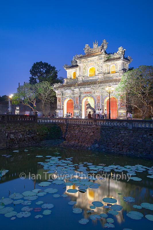 Gate of Citadel, Hue