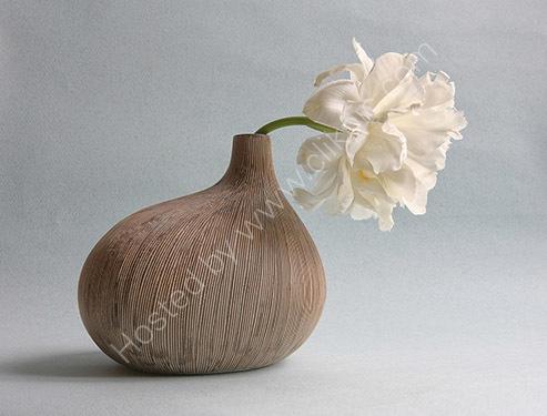 1st. Tulip vase