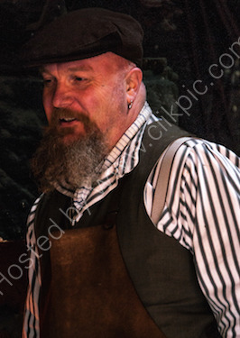 Beamish blacksmith