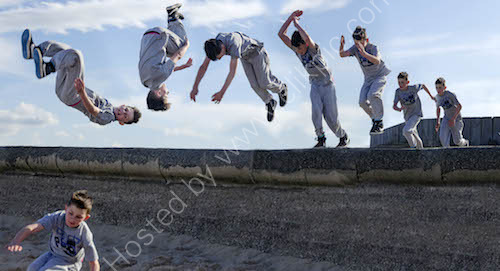 Blyth somersault