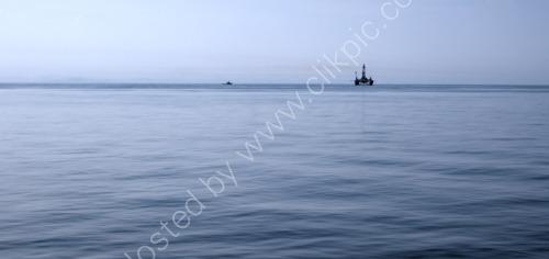 Calm in the North Sea