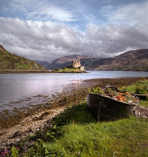 1st. Eilean Donan Castle
