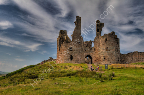 2nd. Dunstanburgh Castle
