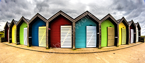 HC. Beach huts