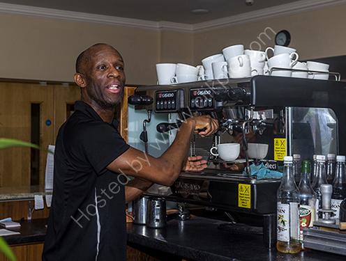 HC. Coffee time