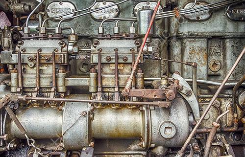 HC. Dirty diesel