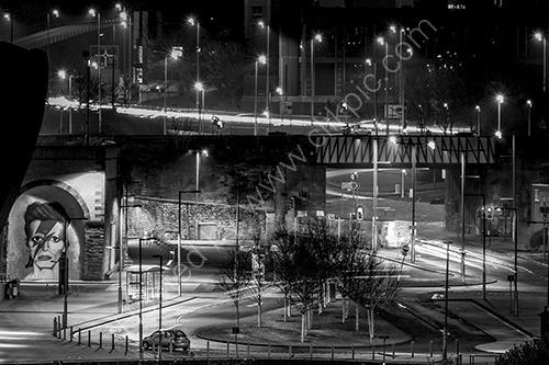 HC. Gateshead night scene