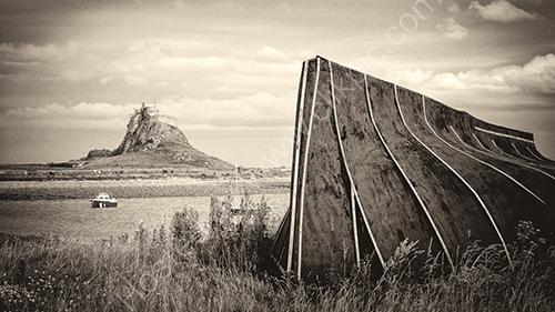 HC. Lindisfarne hull