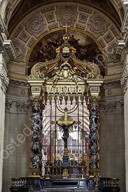 HC. Napoleon's Tomb, Les Invalides, Paris
