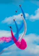 HC. Red Arrows