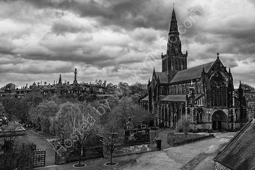 HC. St Mungo's Cathedral, Glasgow