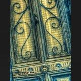 Folk Art Doorway