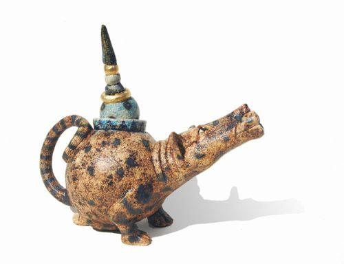 Animal Teapot