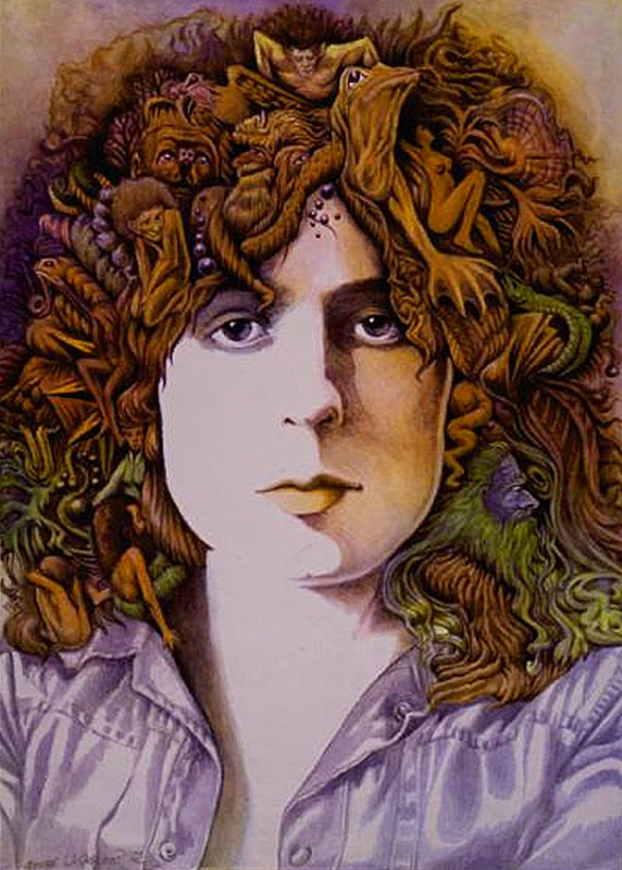 Marc Bolan 1972