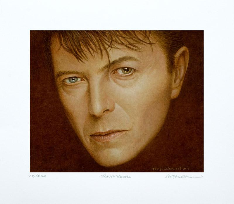 David Bowie - Exclusive Print
