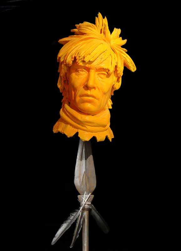 Andy Warhol [Barbaric Trophy]