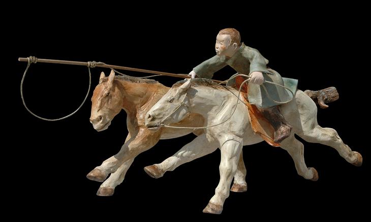 'Un jour en Mongolie'
