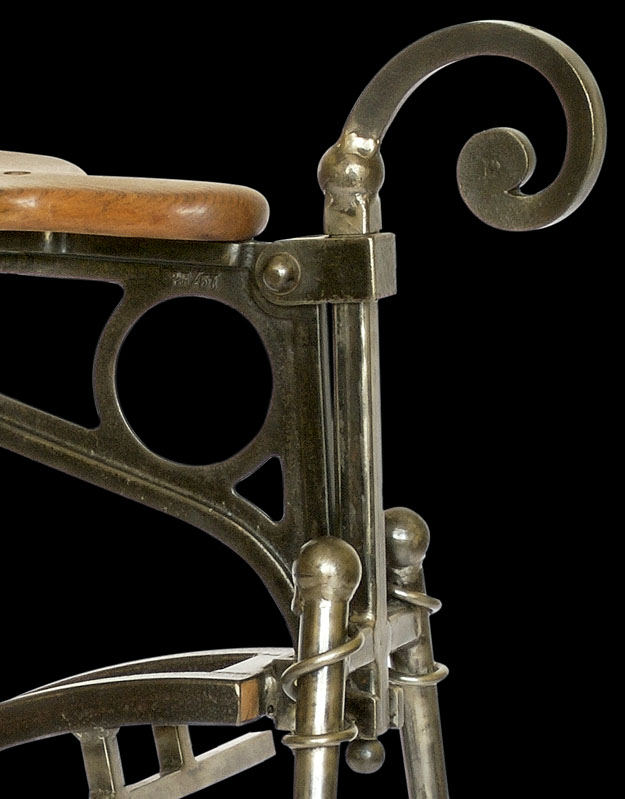 Jockey Chair [Detail]