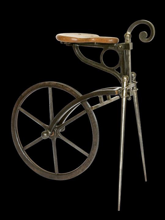 Jockey Chair