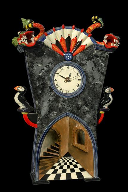 Highland Clock