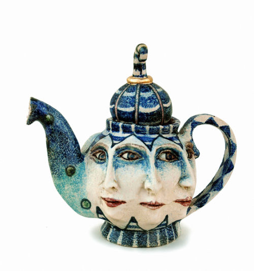 Imagine Gallery Awake Teapot Amanda Popham