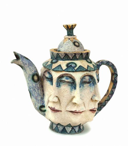 Imagine Gallery Asleep Teapot