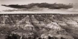 Cloud formation above the Grand Canyon National Park, Arizona, USA-3