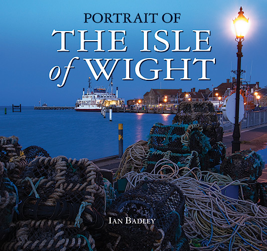 Portrait of the Isle of Wight LR