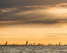 An early start for the Round the Island Race
