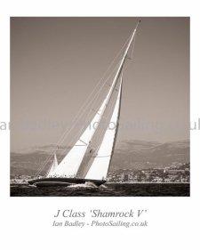 J Class 'Shamrock'