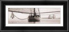 Thalia full sail and little wind